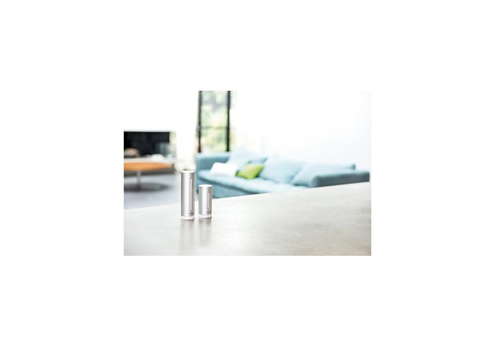netatmo station m t o pour smartphone. Black Bedroom Furniture Sets. Home Design Ideas