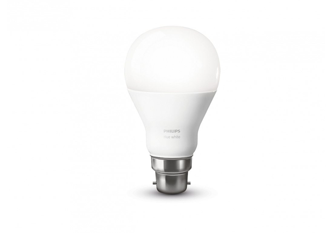 Avec Hue Fonctionne White Alexa B22 Philips Ampoule Connectée lcTKF1J