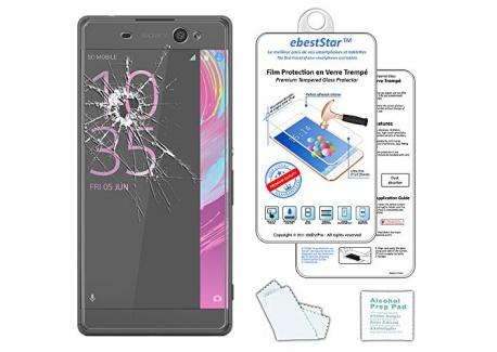 ebestStar ® pour Sony Xperia XA Ultra, XA Ultra Dual - Film protection écran en VERRE Trempé - Vitre protecteur anti casse, anti