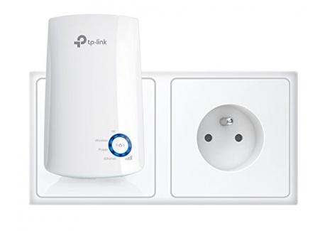 TP-Link RE450 Répéteur - Point daccès Wi-Fi AC 1750 Mbps - 1 Port Gigabit - Compatible avec toutes les box internet - Mode P