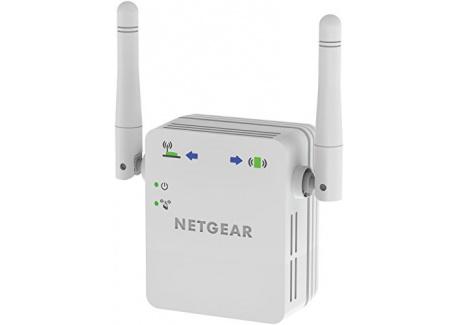 NETGEAR AC1900 EX7000-100PES Nighthawk Répéteur Wi-Fi Mesh 5 Ports Gigabit Dual Band Noir