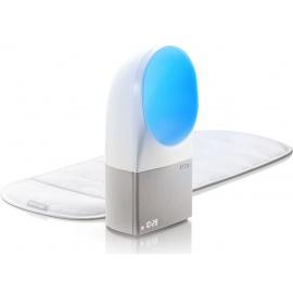 Withings Aura Système de sommeil: Réveil lumineux et analyse du sommeil - 28 X 14 cm
