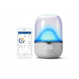 Lampe / Réveil connecté analyse du sommeil et aide à l'endormissement lampe intelligente + dot Terraillon 14060