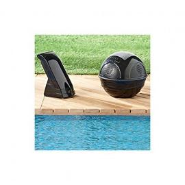 Aqua Dancer Sunbay boule haut-parleur enceinte acoustique pour piscine mer extérieur douche maison avec dock pour smartphone