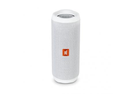 JBL Flip 4 - Enceinte Bluetooth portable robuste - Étanche IPX7 pour piscine & plage - Autonomie 12 hrs - Qualité audio JBL -