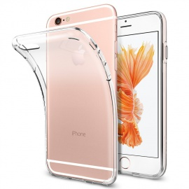 Coque iPhone 6s / 6, Spigen®[Liquid Crystal] TPU Silicone Transparent Ultra-Fine, Coque Etui Housse iphone 6 / 6s Liquid Crys