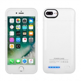 Mbuynow Coque Batterie 4200mAh pour Apple iPhone 6 /6S /7 5,5 Pouces  Magnétique Batterie Externe Ultra Fin Etui Housse Recha