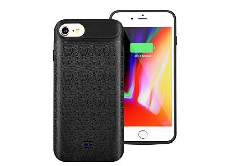 Mbuynow Coque Batterie iPhone6-6S-7-8 Batterie de SecoursChargeur Portable Batterie Externe Chargeur de Protection Power Ba