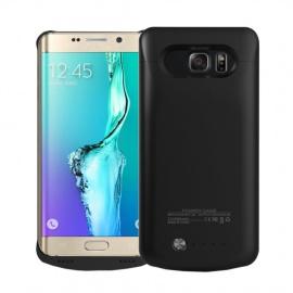 Idealforce Samsung Galaxy S6/S6 Edge/S6 Edge Plus Coque à Batterie Chargeur,4200mAh Rechargeabl Coques dalimentation pour Sa