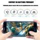 Idealforce Samsung Galaxy S7 Edge Coque à Batterie Chargeur,5200mAh Rechargeable Couvercle De La Batterie Externe,Coques dal