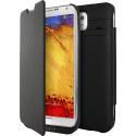 The Kase Paris 17008716 Coque Batterie avec clapet 3000mAh pour Samsung Galaxy Note 3 Noir
