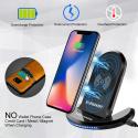 ChargeursansFil à Induction Pliable pour IPhone 8 /8plus