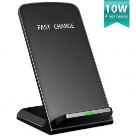 [Qi Chargeur Sans Fil Rapide] Seneo Wireless Quick Charge 2.0, Chargeur à Induction pour Samsung Galaxy Note 8/ S8/ S8 plus/