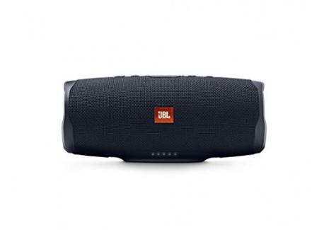 JBL Charge 4 - Enceinte Bluetooth portable avec USB - Robuste et étanche : pour piscine et plage - Son puissant - Autonomie 2