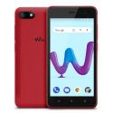 Wiko Sunny3 Smartphone Portable débloqué 3G+  Ecran: 5 Pouces - 8 Go - Double Micro-SIM Android  Rouge