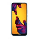 Huawei P20 Lite - Smartphone portable débloqué 4G  Ecran : 5,84 pouces - 64 Go - Double Nano-SIM - Android  Bleu