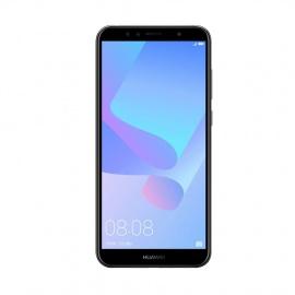 Huawei Y6 2018 Smartphone Débloqué 4G  Ecran: 5, 7 pouces - 16 Go - Double Nano-SIM + Port MicroSD - Android  Noir
