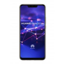 Huawei Mate 20 Lite Smartphone débloqué 4G  Ecran : 6,3 pouces - 64 Go - Double Nano-SIM - Android  Or