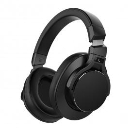 Mixcder E8 Casque Bluetooth à Réduction de Bruit Active avec Microphone Écouteurs ANC Sans Fil avec Son Stéréo, Basses Profon