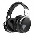 cowin E7 Casque Bluetooth sans Fil Réglable Écouteurs Audio Stéréo avec Microphone Intégré Ultra-Longue 30 Heures Jeux Connex