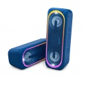 Sony SRS-XB40 Enceinte portable sans fil Bluetooth avec effets lumière - Bleu