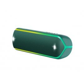 Sony SRS-XB32 Enceinte Portable Bluetooth Extra Bass Waterproof avec Lumières - Vert