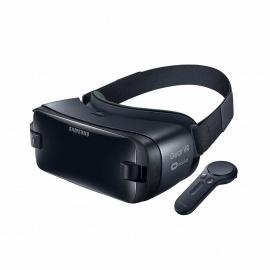 Samsung Casque New Gear VR R324 avec contrôleur - Compatible S8/S7/S6