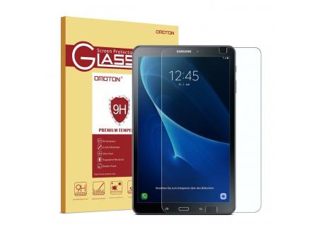 "OMOTON Samsung Galaxy Tab A 10.1"" 2016 SM-T580N / T585N Protection Décran Verre Trempé [Sans Bulles] Film Protecteur Ecran ["