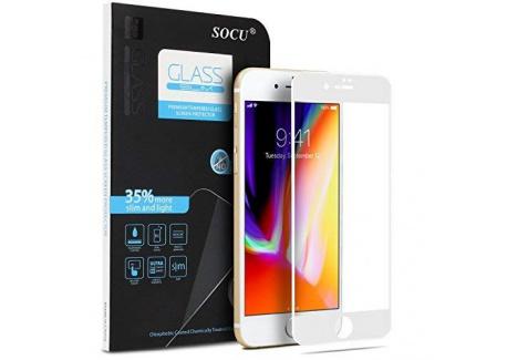 [2 pièces] Protection écran iPhone 8 / iPhone 7, Ultra Résistant Film Protection en Verre Trempé écran Protecteur Vitre pour