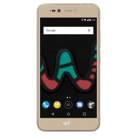 Wiko Upulse Lite Smartphone débloqué 4G  Ecran: 5.2 pouces - 32 Go - Double Micro-SIM - Android 7.0  Or