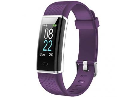 Willful Montre Connectée Bracelet Connecté Podometre Cardio Homme Femme Enfant Smart Watch Android iOS Etanche IP68 Smartwatc