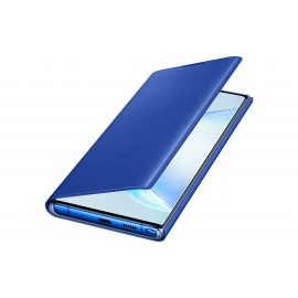 Coque Samsung LED View Cover Bleu Galaxy Note 10+