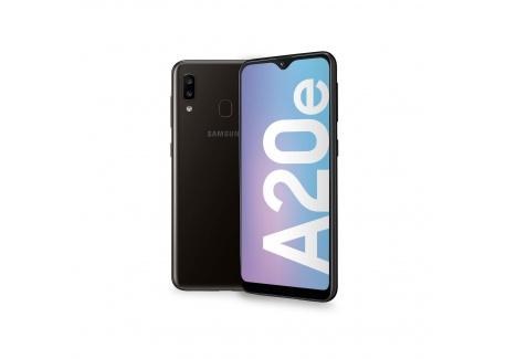 "Samsung Galaxy A20e 5,8 "", ?cran 32 GB extensible, 3 GB de RAM, Batterie 3000 mAh, 4G, smartphone double carte SIM, Android 9"