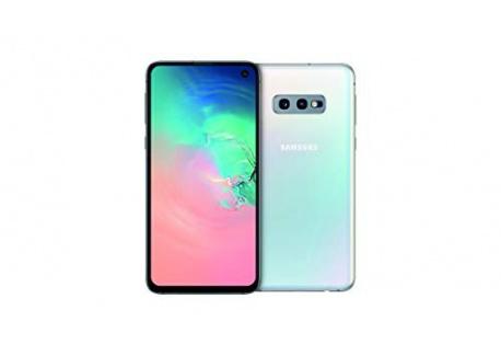 Samsung Galaxy S10e - Smartphone portable débloqué 4G  Ecran : 5,8 pouces - Dual SIM - 128GO - Android - Autre Version Europé