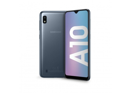 SAMSUNG A10, Smartphone, LTE, Android 9.0  Pie  Con One UI, Capacité: 512 GB, [Italia]