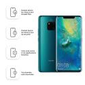 Huawei Mate 20 Pro Smartphone débloqué 4G  6,39 pouces - 128 Go/6 Go - Dual SIM - Android  Vert [Version européenne]