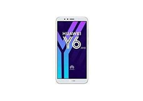 Huawei Y6 2018 Smartphone débloqué LTE  Ecran : 5,7 Pouces - 16 Go - Nano-SIM - Android  Or