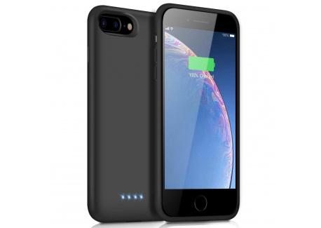 iPosible Coque Batterie pour iPhone 6 Plus/7 Plus/8 Plus/6s Plus 8500mAh [2019 Version Durable] Coque Rechargeable pour iPhon