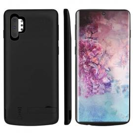 Forhouse Coque Batterie pour Samsung Galaxy Note 10+ Pro/Plus/5G, 5000mAh Battery Rechargeable Externe Housse Batterie Charge
