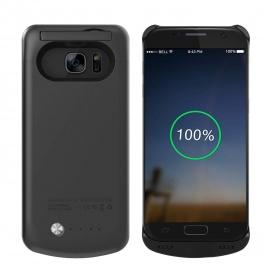FUNROSE Galaxy S7 Le Coque de Batterie Amovible avec Rechargeable Externe Batterie Coque de Protection pour Samsung Galaxy S7