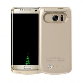 Idealforce Samsung Galaxy S7 Coque à Batterie Chargeur,4200mAh Rechargeable Couvercle De La Batterie Externe,Coques daliment