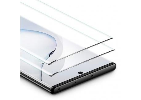 ESR Verre Trempé [Couverture Intégrale] pour Samsung Galaxy Note 10 / Note10 2019  2 Pièces , Film Protection Écran Ultra Rés