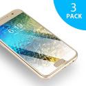 Verre Trempé Samsung Galaxy A3 2017 SUERW [3-Pack] Vitre Film Protection écran