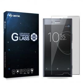 Verre Trempé Sony Xperia XZ Premium, Couverture Complète 3D Full Protection Écran Glass Screen Protector Vitre pour So