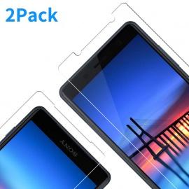 Verre Trempé pour Sony Xperia XZ2 Compact, Film Protecteur
