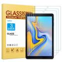 Protection écran Galaxy Tab A 10.5 2018 Verre Trempé Lot de 3