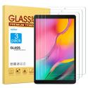 Protection écran  Samsung Galaxy Tab A 10.1 2019  T515/T510 Lot de 3 Verre Trempé