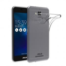 Coque ASUS ZenFone 3 Max ZC520TL  5.2 Pouces , Etui Silicone Gel ASUS ZenFone 3 Max Housse Antichoc ZenFone 3 Max Trans
