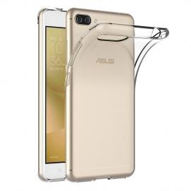 Coque ASUS Zenfone 4 Max ZC520KL, Transparente Silicone Coque pour ASUS Zenfone 4 Max ZC520KL Housse Silicone Etui Case