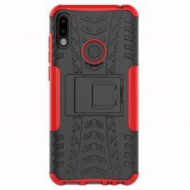 """Coque ASUS Zenfone Max Pro  M2  ZB631KL 6.3"""" +Protecteur décran en Verre trempé 360 Degres Protection Bumper Cases"""